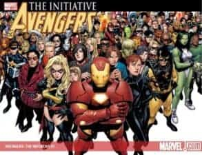Avengers The Initiative #1