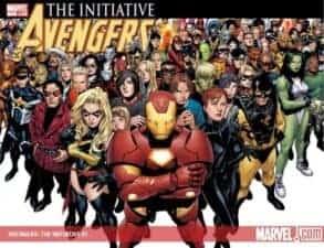 Avengers The Initiative #1