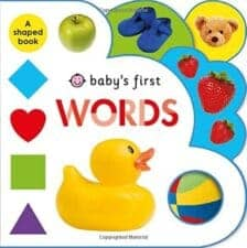 Baby's First Words New Releases: Board Books Spring 2016