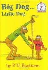 Big Dog Little Dog Dog Books That Kids Love