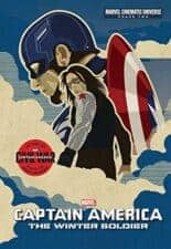 Captain American The Winter Soldier Out of This World Superhero Books for Kids