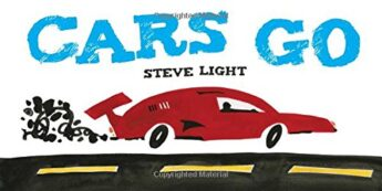 Cars Go board books