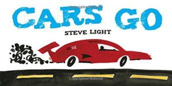Cars Go board books