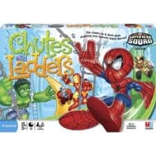 Chutes and Ladders Super Heros The Coolest Apps, Activities, and Swag for Marvel Fan Kids