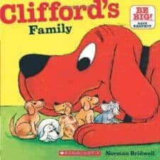 Clifford's Family Dog Books That Kids Love