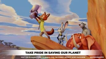 Disney Infinity 3.0 Great Earth Day (Environmental) Apps for Kids