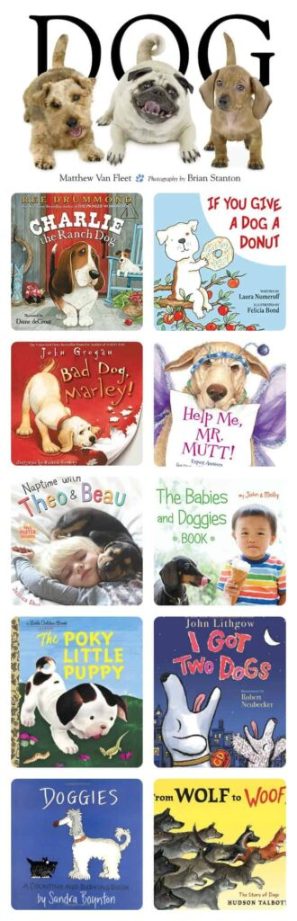 Dog Picture Books for Kids