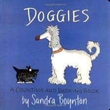 Doggies Sandra Boynton Dog Books That Kids Love
