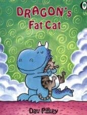 Dragon's Fat Cat Pawsitively Catilicious Cat Books for Kids