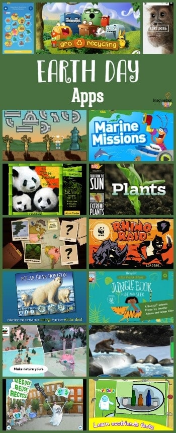 Earth Day Apps for Kids