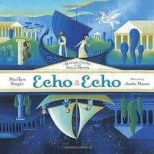 Echo & Echo review Awesome Nonfiction Books for Kids 2016
