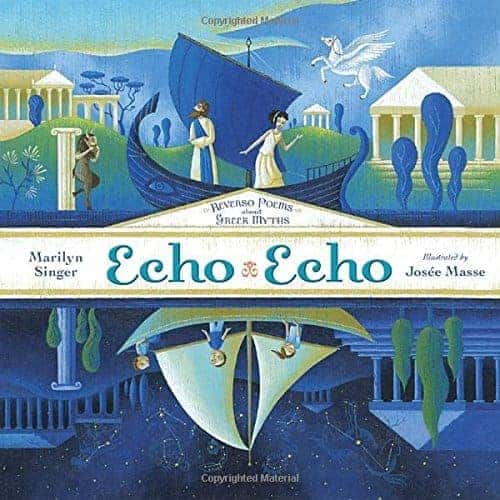 Echo & Echo review good poetry books for children