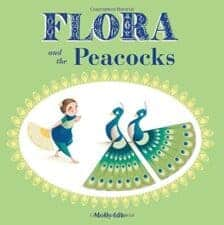 Flor and the Peacocks Latest Picture Books Starring Animal Characters