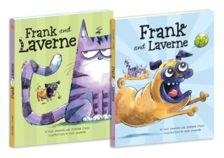 cat picture book list for children