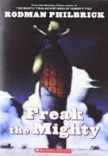 Freak the Mighty Learning Disabilities Differences in Chapter Books