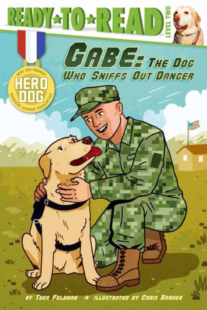 Gabe Dog Chapter Books That Kids Love
