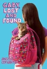 Gaby Lost and Found children's books about cats