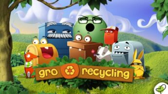 Gro Recycling Great Earth Day (Environmental) Apps for Kids