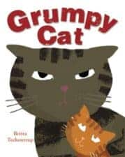 Grumpy Cat Britta children's books about cats