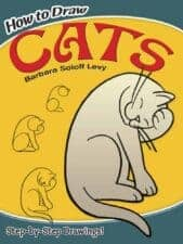 How to Draw Cats children's books about cats