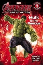 Out of This World Superhero Books for Kids Hulk to the Rescue