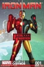 Iron Man Fatal Frontier #1