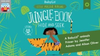 Jungle Book Great Earth Day (Environmental) Apps for Kids