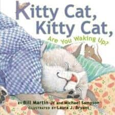 Kitty Cat, Kitty Cat, Are You Waking Up? children's books about cats