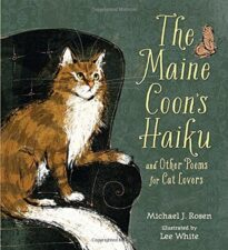 Maine Co0n Haiku children's books about cats
