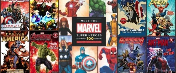Marvel Movies Spark Reading Opportunities For Kids