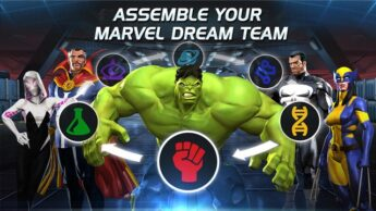 Marvel Contest Champions The Coolest Apps, Activities, and Swag for Marvel Fan Kids
