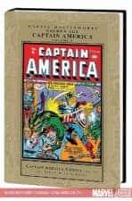 Marvel Masterworks Captain America