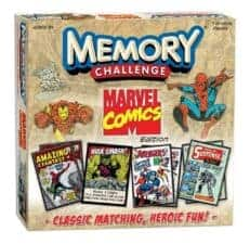 Marvel Memory Challenge The Coolest Apps, Activities, and Swag for Marvel Fan Kids