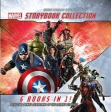 Marvel Storybook Collection Out of This World Superhero Books for Kids