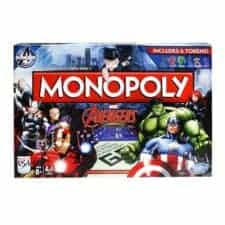Monopoly Avengers The Coolest Apps, Activities, and Swag for Marvel Fan Kids