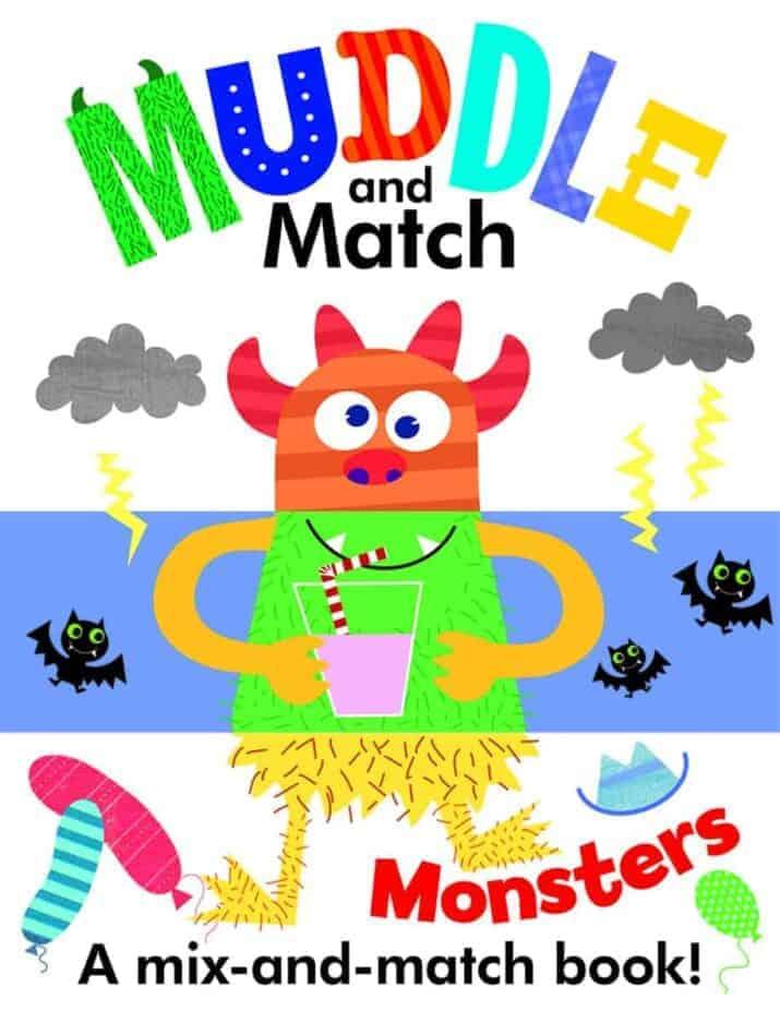 monster books