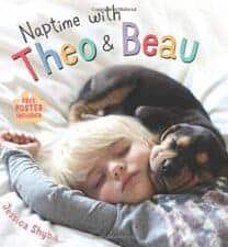 Naptime with Theo an Beau Dog Books That Kids Love
