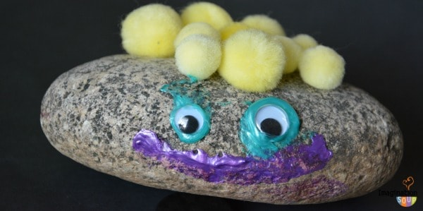 Pet Rock Craft and Writing Project