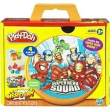 Play Doh Super Hero Squad