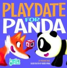 Playdate for Panda New Releases: Board Books Spring 2016