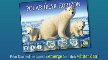 Polar Bear Horizon Great Earth Day (Environmental) Apps for Kids