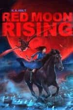 Red Moon Rising science fiction books for kids