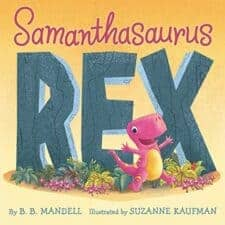 Samanthasaurus Latest Picture Books Starring Animal Characters