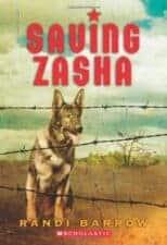 Saving Zasha Dog Chapter Books That Kids Love