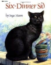 Six-Dinner Sid children's books about cats