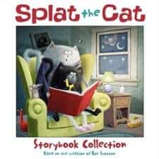 Splat the Cat Storybook Collection Pawsitively Catilicious Cat Books for Kids