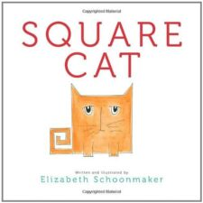 Square Cat children's books about cats