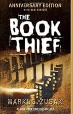The Book Thief gift books for 12 year old boys
