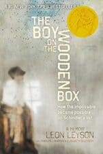 The Boy on the Wooden Box Children's Chapter Books About WWII's Holocaust