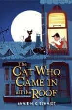 The Cat Who Came In off the Roof children's books about cats